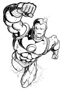 superheroes coloring pages coloring home