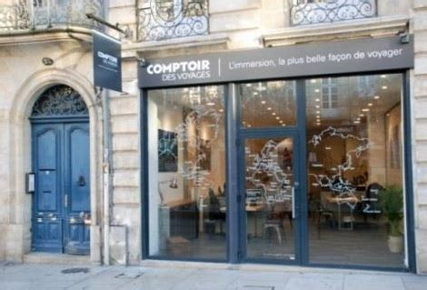 Comptoir Des Voyages Lyon by Comptoir Des Voyages Ouvre Sa 13 232 Me Agence 224 Bordeaux