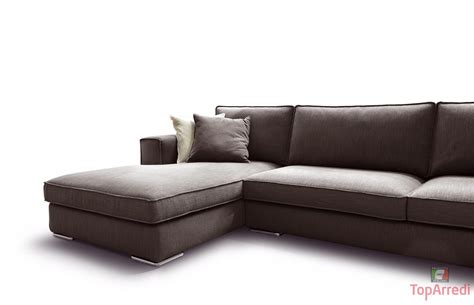 divani a penisola divano moderno con penisola keel