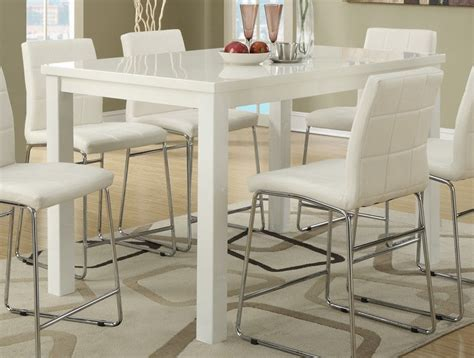 high end dining room sets eground gloss height table bar high gloss white finish counter height dining table pub