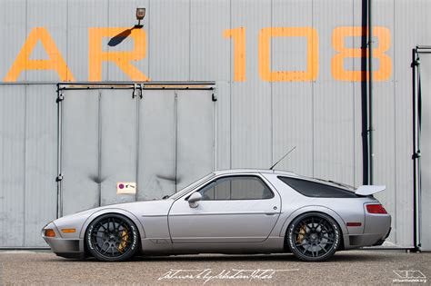 widebody porsche 928 porsche 928 gts widebody kit with overfenders