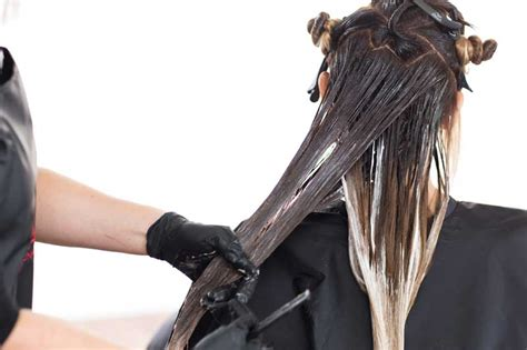 How To Section Hair For Ombre by Before Ombre Hair Now Ash Hair Colar And Cut Style