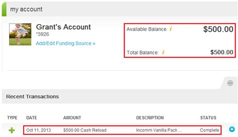 Check My Balance On My Visa Gift Card - vanilla gift card balance check