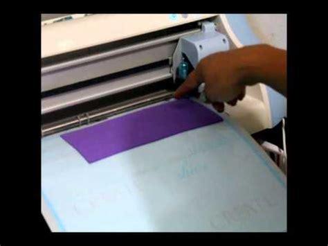 cortar foam la maquina pazzles cortando foam fomi