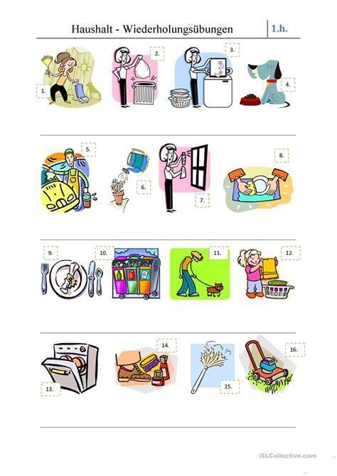 Kinder Helfen Im Haushalt 3224 by Sollen Die Kinder Im Haushalt Helfen Arbeitsblatt