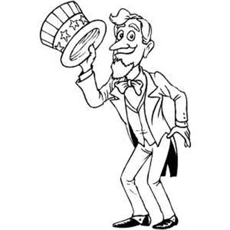 uncle sam coloring pages printable uncle best free