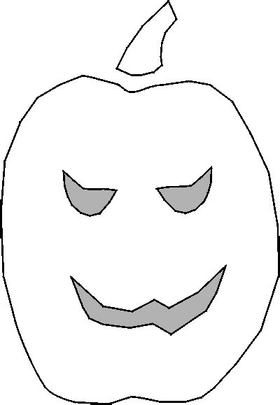 printable stencils for painting pumpkins painted halloween pumpkin faces clipart best