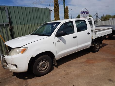 Wreckers Perth Toyota Toyota Hilux Wrecking Central Parts Perth