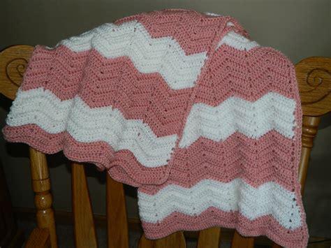 Crochet Baby Blanket Bernat by New Crochet Wavy Ripple Pastel Afghan Blanket Bernat