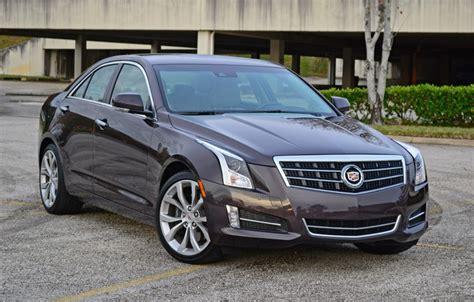 Ats Cadillac 2014 2014 Cadillac Ats 3 6l Premium Test Drive Enthusiast