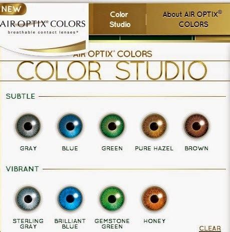 air optix for astigmatism color meet air optix colors eyedolatry