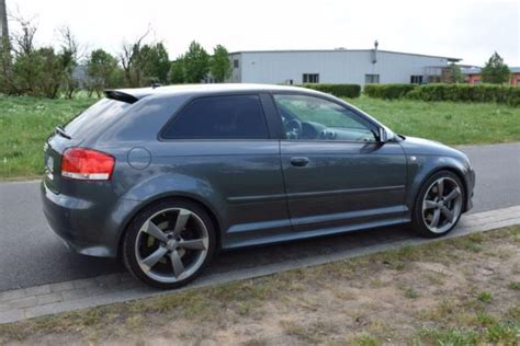 Audi A3 8p 2003 Tuning by Spoiler Tuning Listy Prahy Audi A3 S3 S Line Sbazar Cz