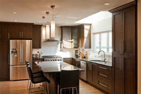 wood and glass kitchen cabinets frosted glass kitchen cabinets kitchen contemporary with