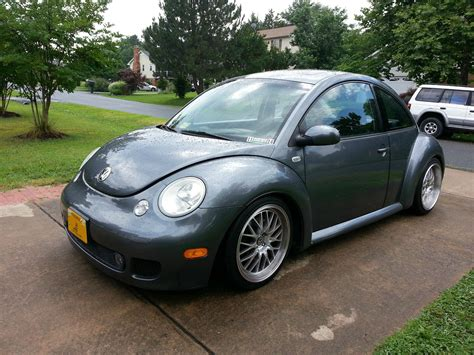 2003 Volkswagen Beetle by 2003 Volkswagen New Beetle Photos Informations Articles