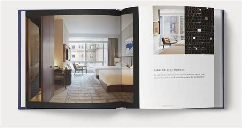 coffee table book layout exles coffee table book design park hyatt new york