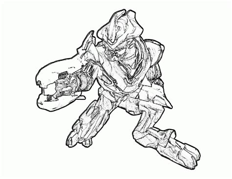 printable halo images free coloring pages of halo mega bloks