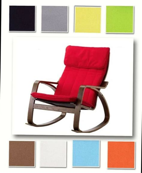 ikea replacement chair covers custom made armchair cover fits ikea poang chair replace