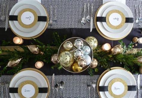 black and silver centerpiece ideas d 233 co table de no 235 l en or et en argent 22 id 233 es magnifiques