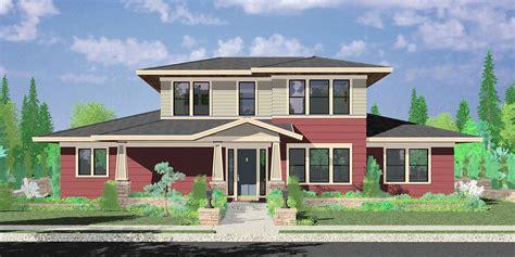prairie house plan one level house plans single level craftsman house plans 9940
