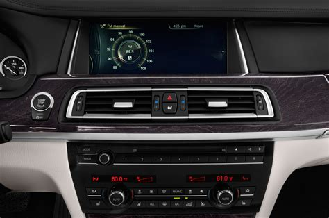2015 BMW 7 Series Radio Interior Photo   Automotive.com