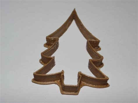 printing in 3d cookie cutters for the holiday