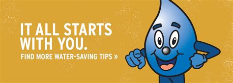 Water Saving Website With Sections For Students And