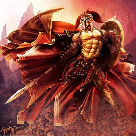 Gods Of Mars mars god of war of jupiter