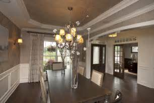 Dining Room Ceiling Ideas by Dining Room Tray Ceiling Home Design Examples