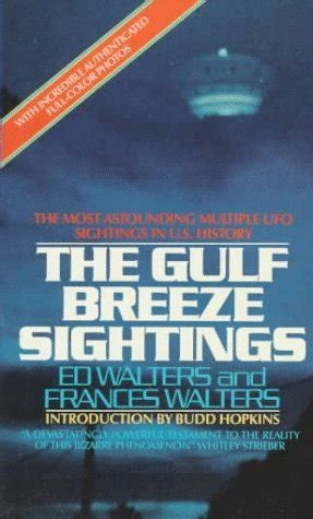 the sighting books the gulf sightings by ed walters reviews