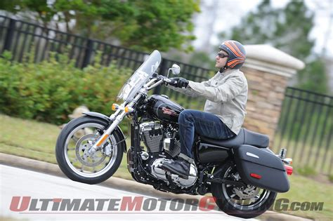 2014 harley davidson superlow 1200t sportster review