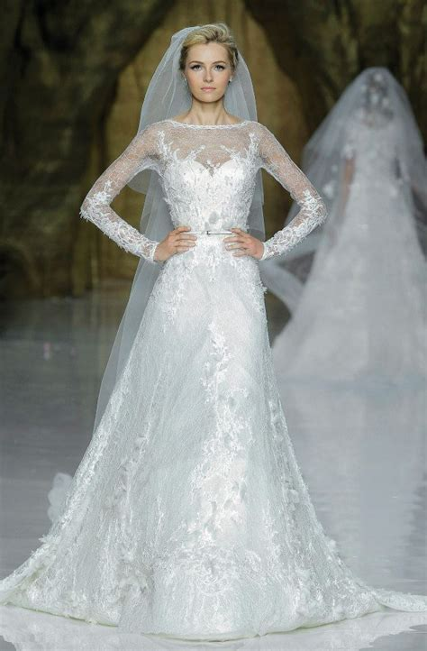 the 25 most pinned wedding dresses of 2014 bridal guide the best gowns from the most in demand wedding dress designers