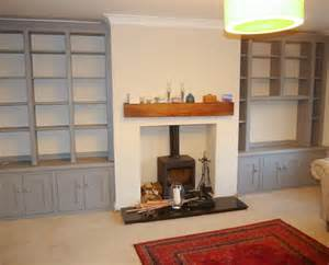 Home Interiors Magazine Alcove Cupboards Photos From Real Homes Dunham Fitted