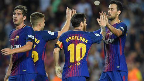 barcelona di liga chion 2017 video barcelona 2 0 real betis la liga highlights
