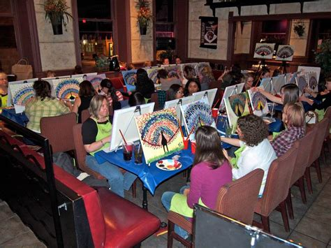 paint nite kitchener special events photos symposium cafe restaurants