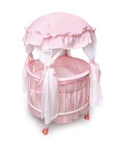 Canopy Beds For Baby Dolls Badger Basket Royal Pavilion Doll Crib With Canoby