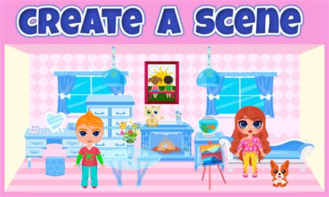 family doll house games my own family doll house game paid amazon co uk appstore for android