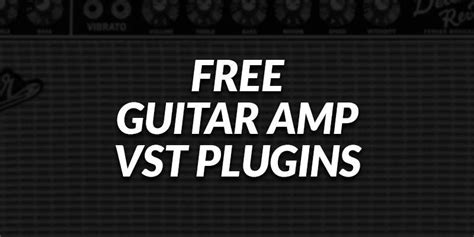 best guitar vst best free guitar vst au plugins bpb
