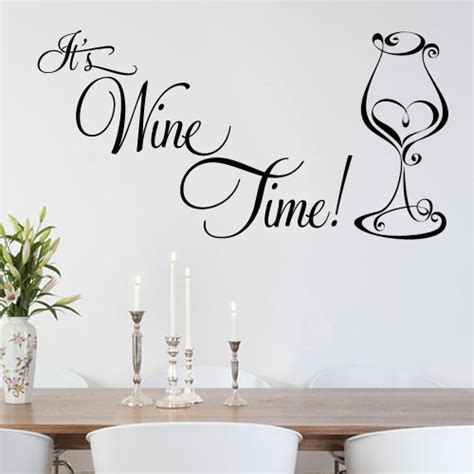vine wall stickers wine wall decals 8 wall decal