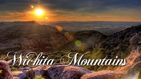wichita mountains wildlife refuge in oklahoma youtube