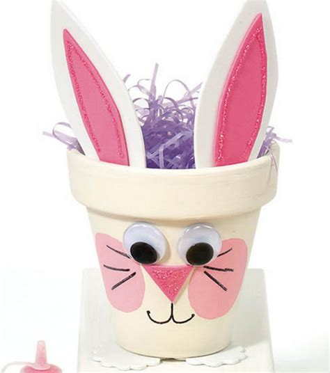 Foam Craft Pink Rabbit Mask 19 Topeng Pesta Kelinci 20 bunny crafts for to make