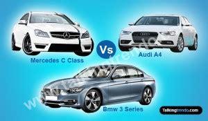 2013 bmw 3 series vs mercedes c class audi a4 vs mercedes c class vs bmw 3 series
