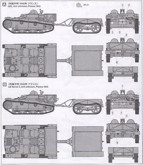 Caterpillar Tank Cargo 18 34 1 35 tamiya army ue tractor