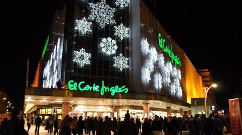 el corte inghles el corte ingl 233 s abre en navidad una pop up store de