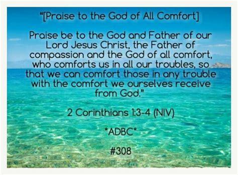 corinthians comfort 2 corinthians 1 3 4 niv scripture corinthians