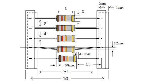 resistor nominal value resistor nominal value 28 images circuit analysis professor nick reeder ppt breadboard