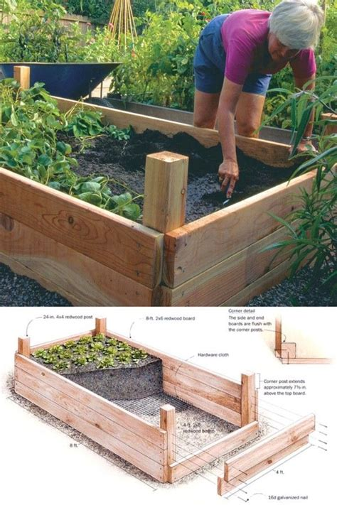 amazing diy raised bed gardens garden beds garden