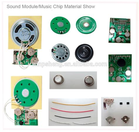make your own recordable card make your own sound recording module for greeting card