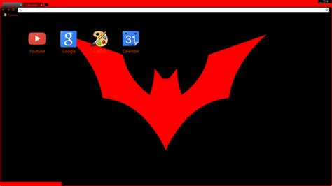 themes chrome batman batman beyond chrome theme 2 0 by secretxax on deviantart