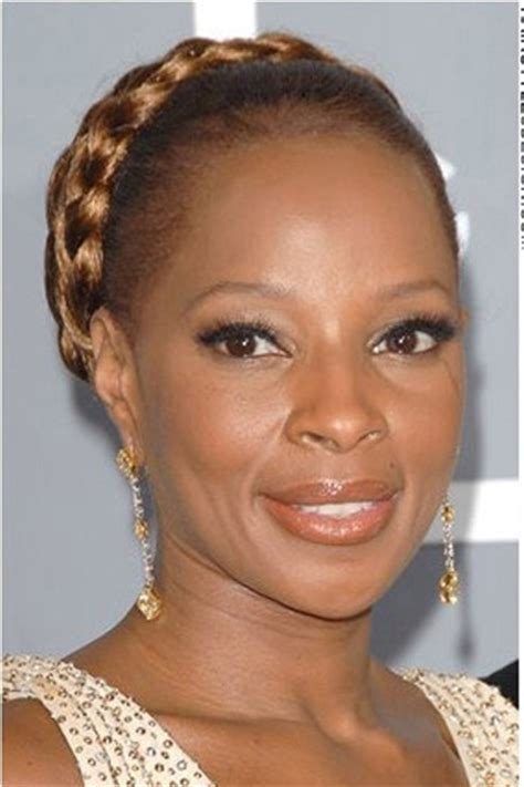 braided hairstyles mary j blige 17 best images about these black girls rock on
