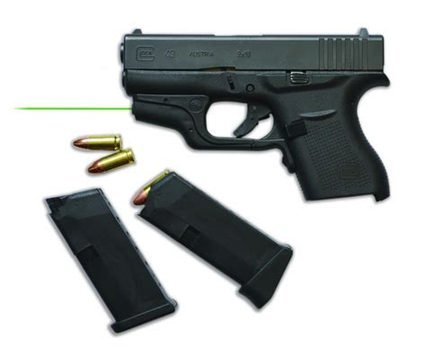light for glock 43 a firsthand look at the glock 43 single stack 9x19mm